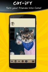 Cat-ify app for Android